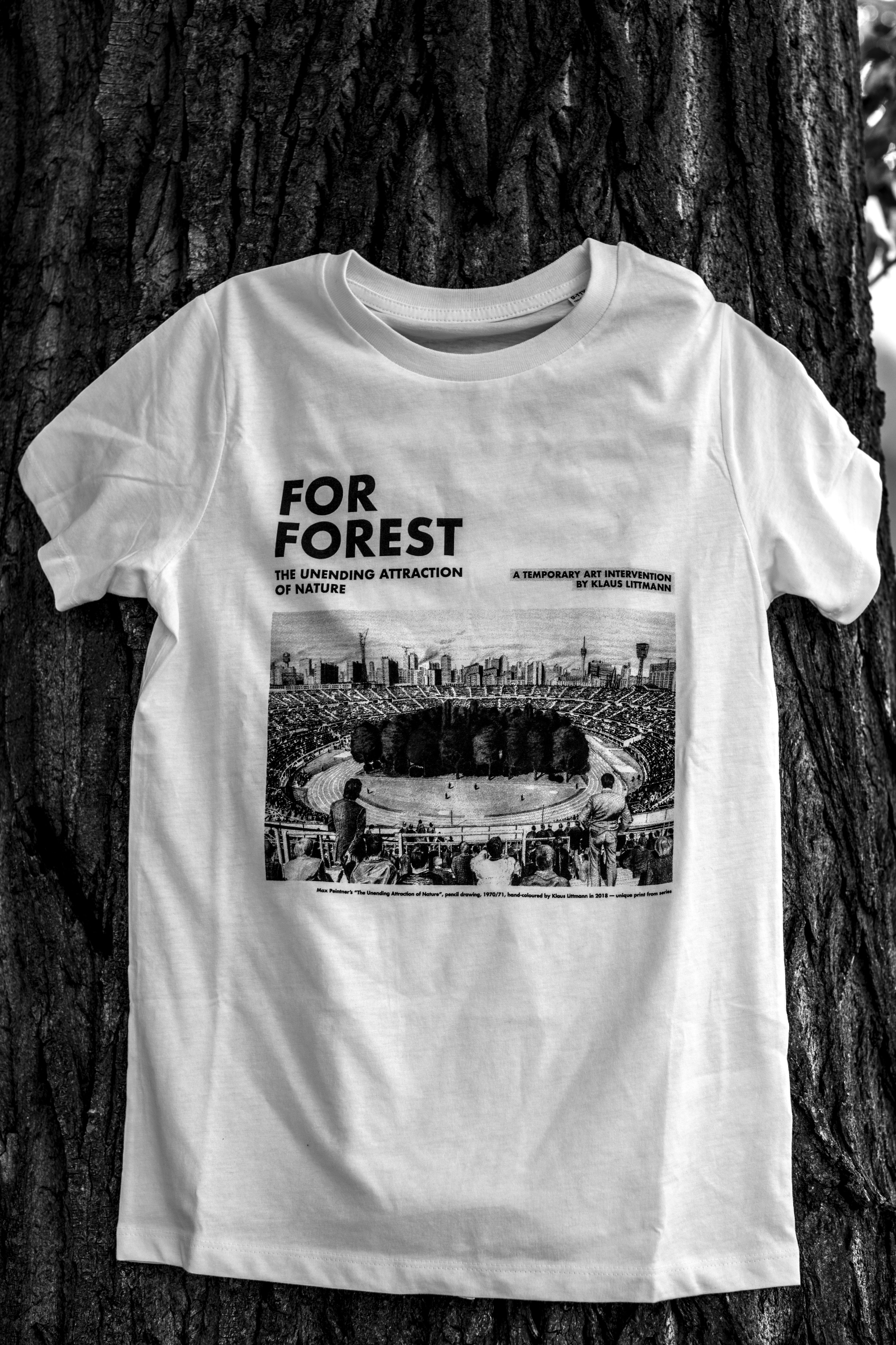Herren T-Shirt Max Peintner Bild